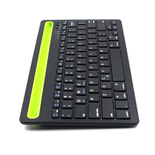 For iPad Air Wireless Keyboard Plastic Bluetooth Keyboard