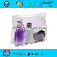 6p Screen printing pvc plastic bag alibaba china