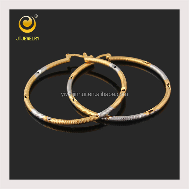 gold supplier china gold filled hoop earring