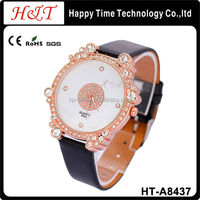 Glue PP Stone Latest Shiny Dress Watch
