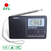 Factory Price Classical Household Desktop Portable Dab Radio