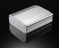 YGK-008 64x25.5x80 mm (wxhxd ) Made In China Factory Professional Cheap Die Casting Aluminum Box