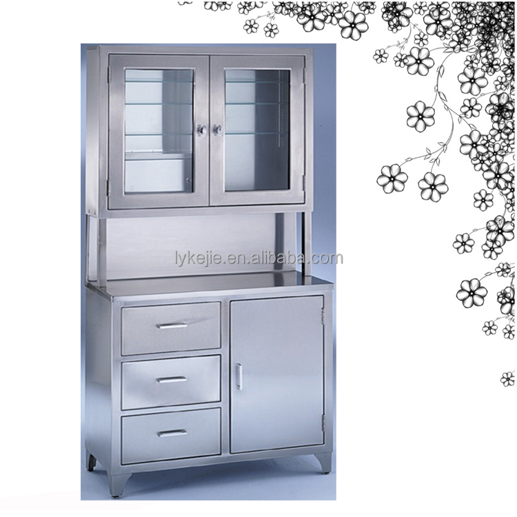 Good Quality Used Steel Storage Cabinets/stainless Steel Medical Cabinet