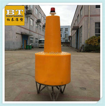 High quality Floating Buoy with SOLAR navigation light