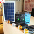 china 5w Portable solar home lighting system