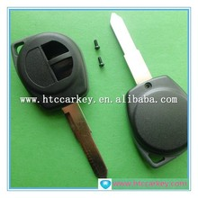 key blank Wholesale FOR SUZUKI 2 button remote key