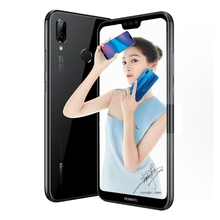High quality Huawei nova 3e huawei p20 lite ANE-AL00 ram4GB rom64GB Dual Back Camera Face recognition 5.84 inch android phone