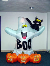 Funny giant halloween inflatables