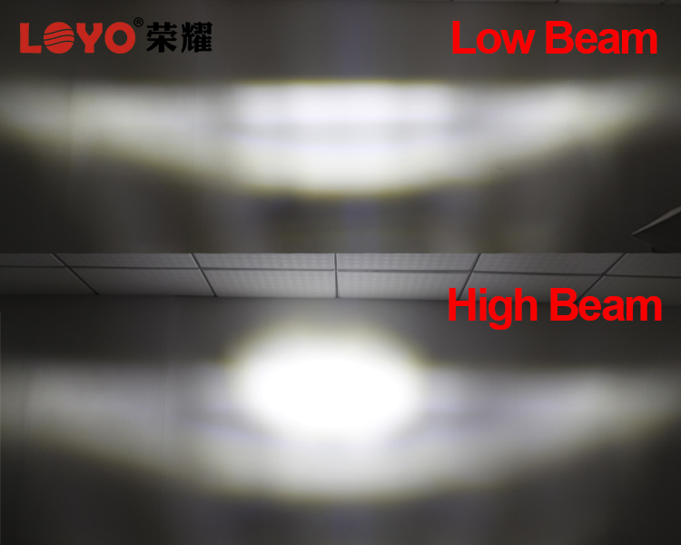 LOYO Newest! square 5 inch 4x6 led auxiliary headlight for jeep truck motorcycle