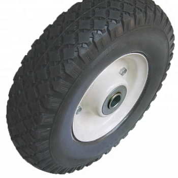 Solid Rubber Tyre/Wheel