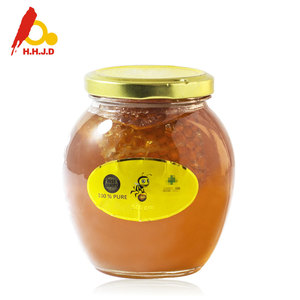 Natural health bio polyflower honey for you