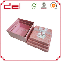 waterproof small cardboard box for candle