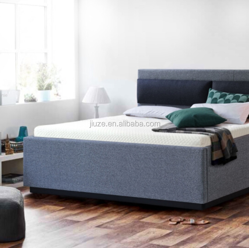 Relax Your Muscles 3D Bubble Structure Memory Foam Mattress