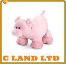 Cute And Lovely Plush Pig Family