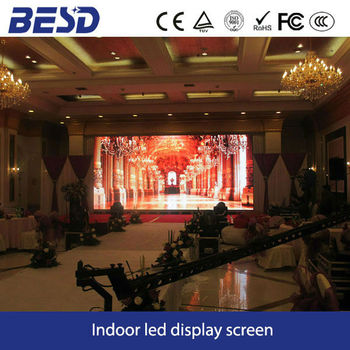 2013 alibaba hanging rental advertising LED display for sales