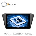 Ownice C500+ 9inch 8Core 32GB ROM Android 6.0 Car GPS Navi for Skoda Fabia 2015 2016 Support DAB+ TPMS