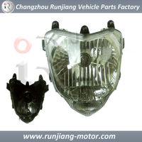China factory motorcycle spare parts used for YAMAHA FZ16 HEAD LIGHT