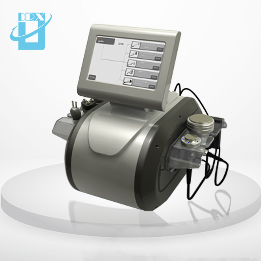 Factory price!! Best ultrasound cavitation slimming rf machine for 5 in 1 cavitation