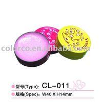 Tin box lip balm