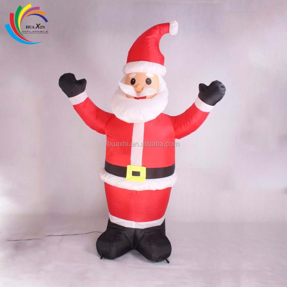 Custom Wholesale Decorative inflatable christmas products,christmas decoration