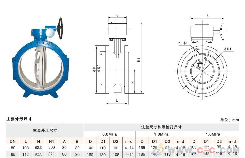 Lug Butterfly Valve with Tapper Pin from tianjin factory