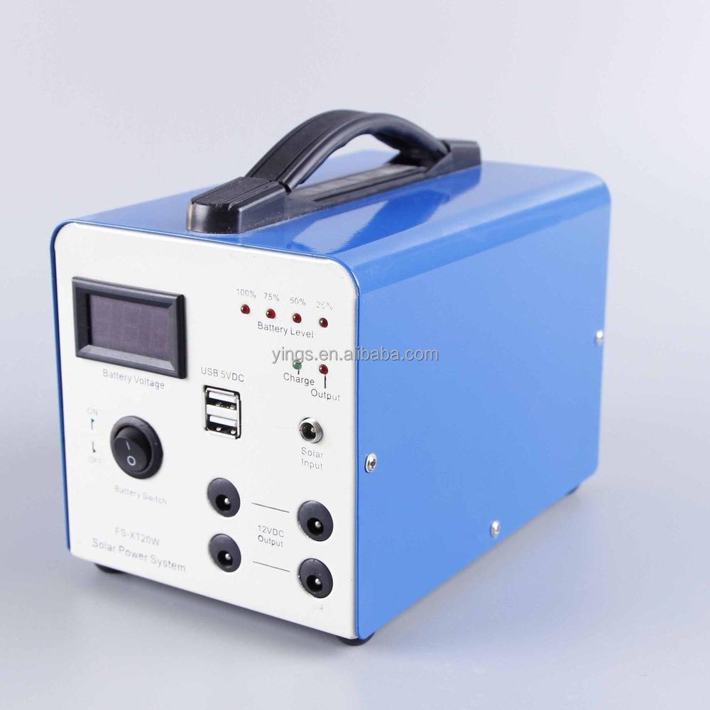 Yumo Portable Smart Solar Powered Generator Buy Solar