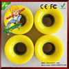 60mm cheap polyurethane skateboard wheels