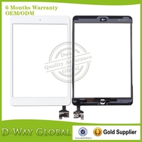 1 Year Warranty China Largest Mobile Phone Assesories Supplier For iPad mini Touch Screen