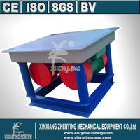 vibrator table for tile