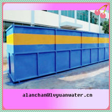 MBR waste water treatment equipment/biological treatment waste water