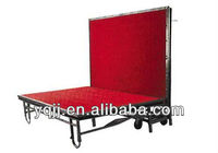 portable oudoor/indoor portable concert stage