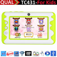 4.3inch kids tablet computer RK 2926 Cortex A9 1.3GHz 480*272 Pixels HD Screen B