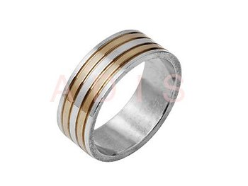 Finger Ring Lots Stainless Steel Sizes