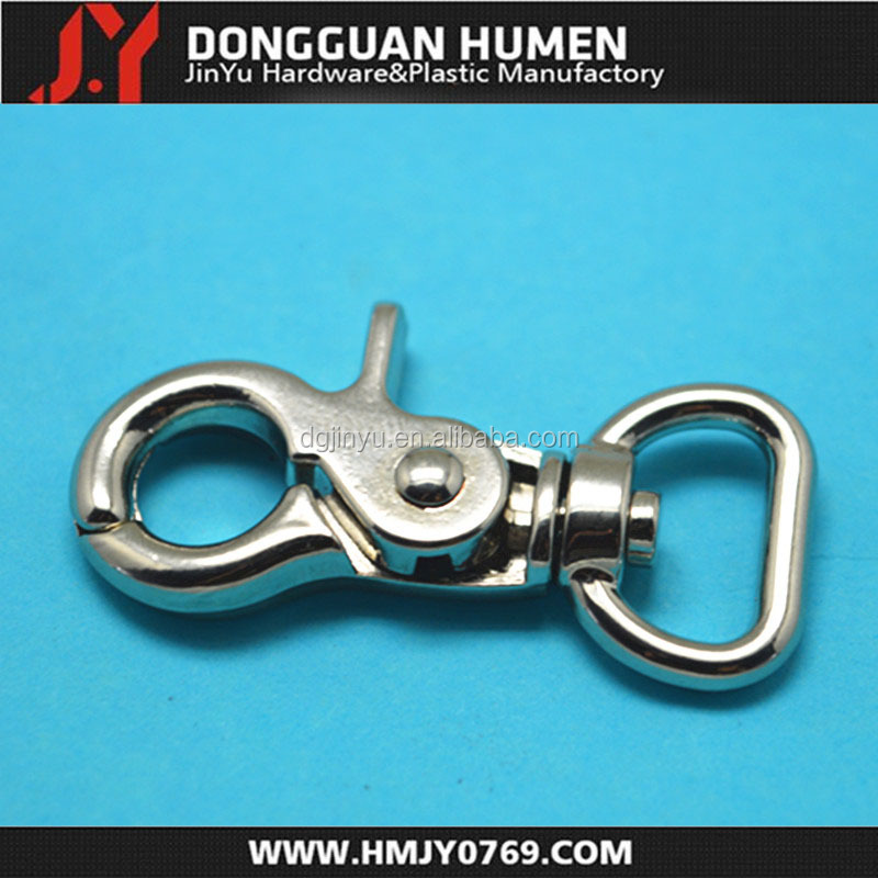 Jinyu 14mm d ring snap hook