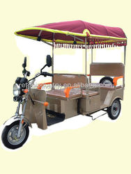 HZ500DZK electric three wheel tricycle cargo & passengers