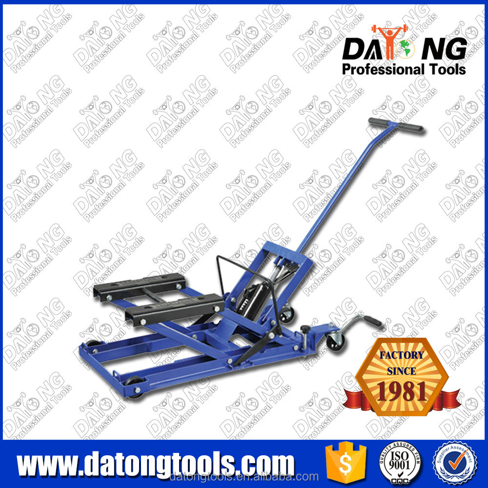 1500lbs Hydraulic ATV/Motorcycle Lift with Brake