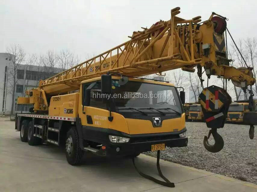 Used QY25K-II crane hydraulic cylinder for crane in shanghai hot sell
