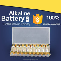 Mercury free Battery Size AA R6 Stable Quality Dry Battery