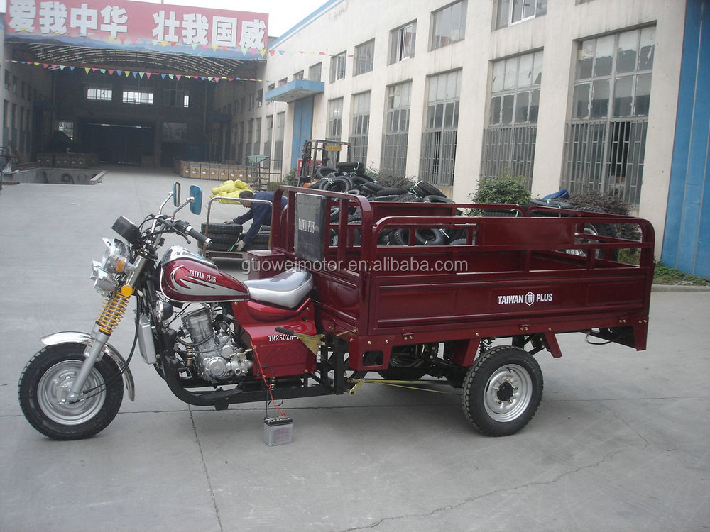 THREE WHEELS MOTORCYCLE