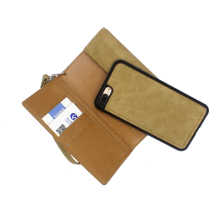 buy direct from china factory wallet phone case for iPhone 7