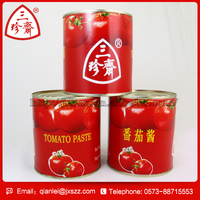China Supplier OEM easy open tomato paste 28/30%