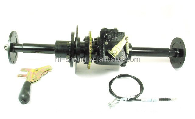 Professional Manufacture Cheap Rear Axle Atv