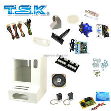 TSK slot machine and accessories
