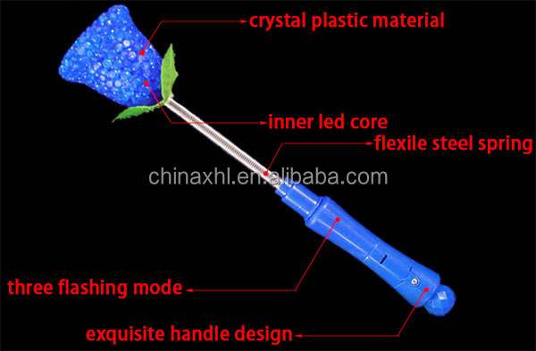 China Manufacturer LED glow stick,colorful remote control LED light stick,high quality led stick light