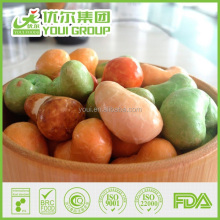 Colorful Soy Sauce Roasted Cashew Nuts from Vietnam, Vietnam Cashew Nuts