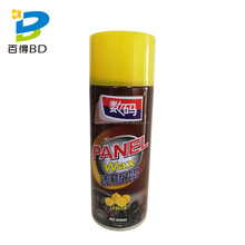 China factory OEM multi-fragrance car care spray panel wax high quality auto dashboard wax