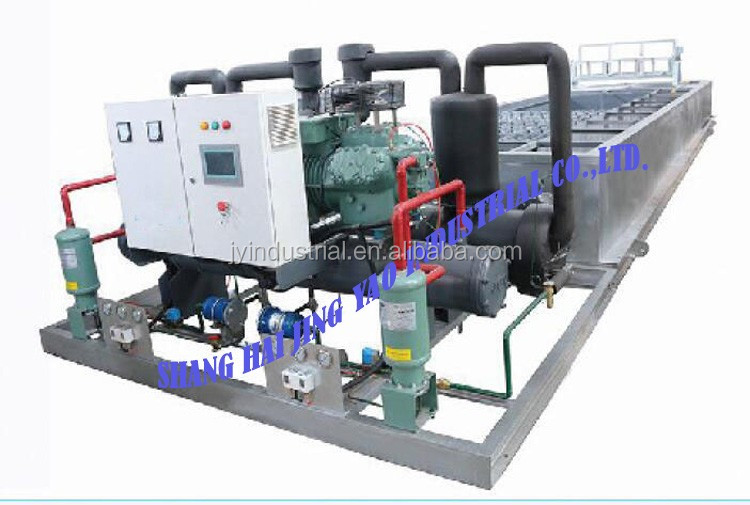 Hot sale block ice production line