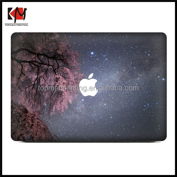 Black Man Newest Computer Laptop Sticker for macbook Skin Hot sell