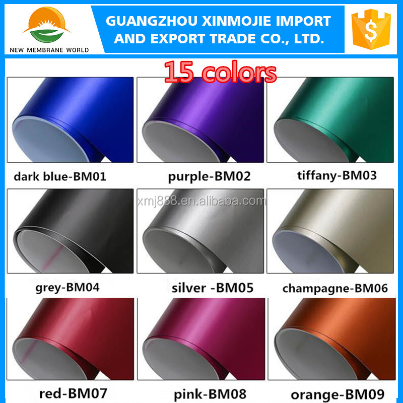 car full body vinyl sticker/decorative car wrapping vinyl film