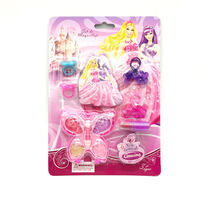 Children Makeup Plastic Cosmetic Set Toys